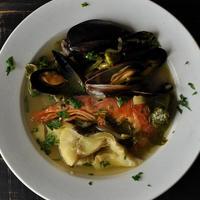#海鮮スープ