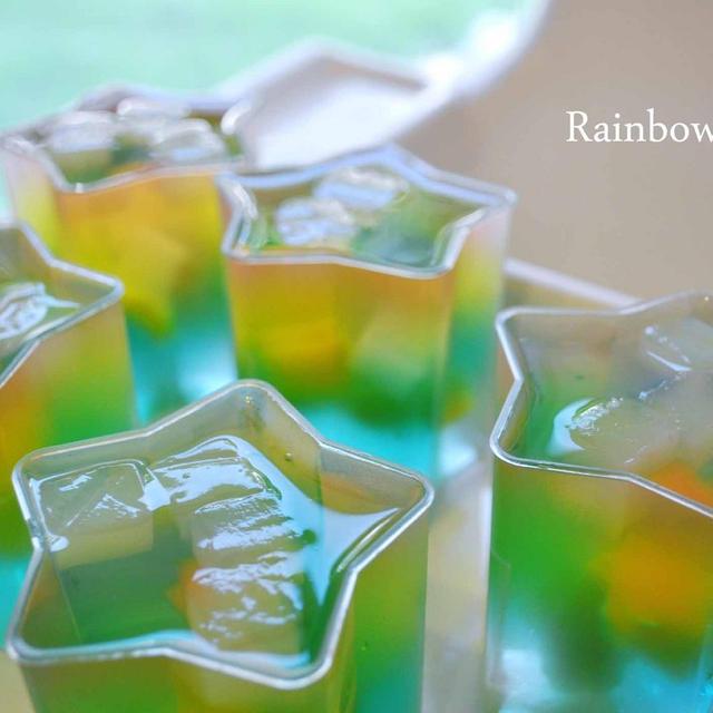 Rainbow Jellyとなかよし公園