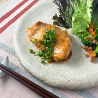 ◎鶏肉のうまだれ焼き。タカラ本みりん&料理のための清酒で美味しく♪  ◎手ぬぐいの整理。