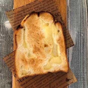 ダブルチーズバターブレッド その2