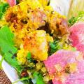 ☆鶏肉とオレンジのオーブン焼きサラダ☆ by ともみゃおさん