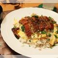 簡単うなぎのちらし寿司♪レシピ by Junko さん