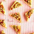 【バレンタインスイーツ】おいし過ぎて、やみつきになる♡塩キャラメルピーナッツのフロランタン風