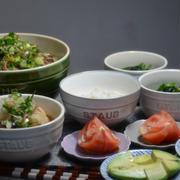 ストウブで「肉豆腐&肉うどん」