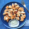 ケンタッキー風、鶏むね肉でポップコーンチキン(鶏胸肉)