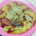 「Appleシナモンケーキ」