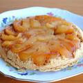 ホットケーキミックスで♪簡単!リンゴの タルトタタン