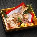 横浜市青葉区で人気!!美味しい鯛姿、自宅でお食い初め