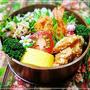 ちくわを明太子マヨネーズで*12/14のお弁当♪&今日から開始ですよ!