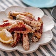 究極やりたくない日の手抜きレシピ!手羽中の塩ガーリック焼き♡とおでんのあとの楽しみ♡とカレーを食べる練習