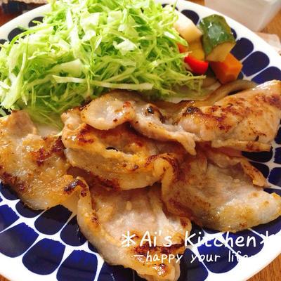 漬けて焼くだけの簡単レシピ♡初心者でも失敗なし!!豚肉の味噌焼き♡