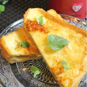 ぜひやってみて欲しい!「クリームチーズ×フレンチトースト」は至福のおいしさ