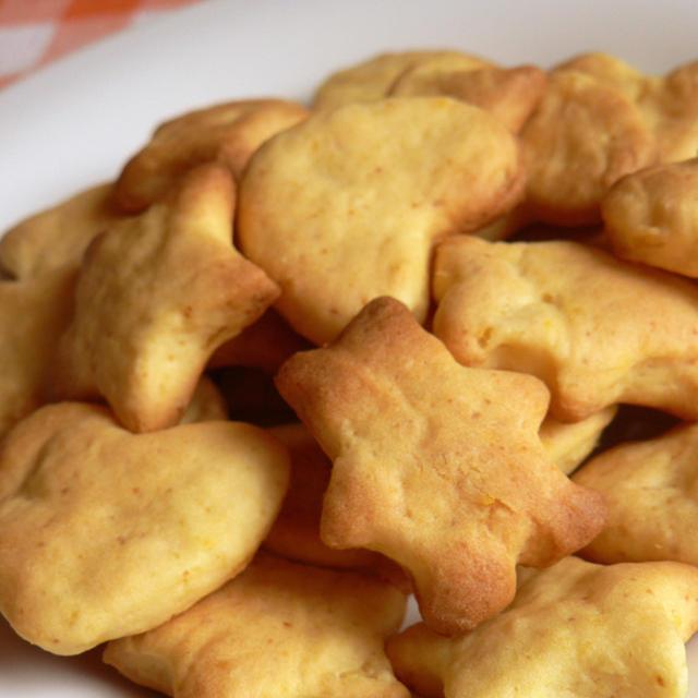 天ぷら粉で作る! 【今が旬】 さつまいものレモンクッキー