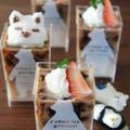 クマ柄カップで♪カフェオレゼリー ん?! by 杏さん