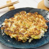 [ダイエットレシピ]と白菜の選び方!ボーソー米油部  白菜のまんまる焼き