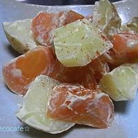 温野菜のパプリカマヨサラダ