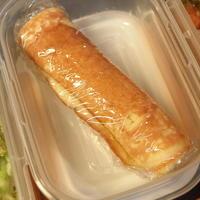 【レシピ】ハンブレで簡単伊達巻風たまご焼き