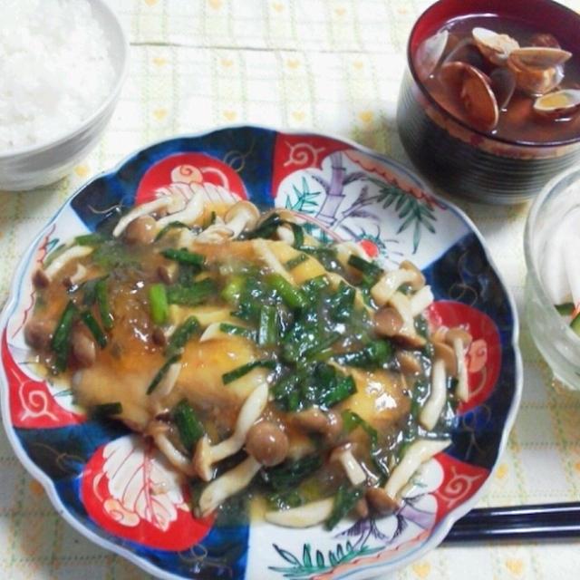 感謝!!お魚料理のレパートリーが増えたよ♪(料理ネタ)