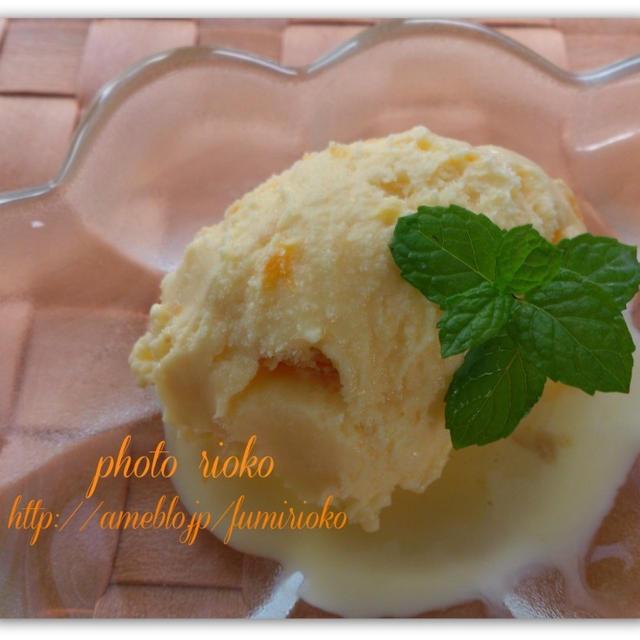 ●フルブラで♪濃厚アイスクリーム●