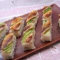 あなごの箱寿司