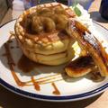 今日のランチは、ふわふわのパンケーキ♡3stars pancake 【武蔵小杉】