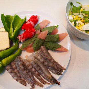 揚げたて天ぷら定食