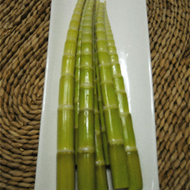 今が旬、秋の竹の子ごはん。