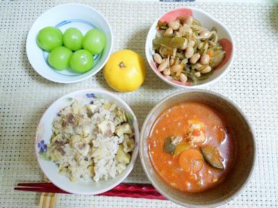 ◇【10月度MVP候補】鶏つみれのトマトレモンスープ