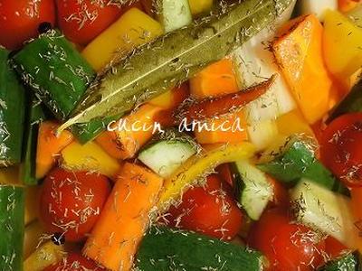 >ピクルスレシピ by cucin amicaさん