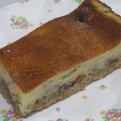 チーズケーキ風 しっとりパウンドケーキ