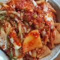 和えるだけ!白菜キムチの簡単レシピ。本格ヤンニョムの作り方も♪夏のさわやか味