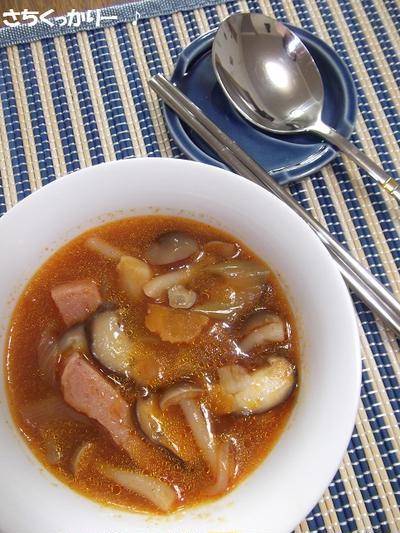 スパム入り★韓国スープ