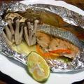 秋鮭のホイル包み焼き by masaさん