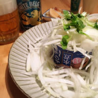 今週の常備菜*野菜スープ(大根、にんじん、たまねぎ、キャベツ)*茹でアレッタ*茹で小...