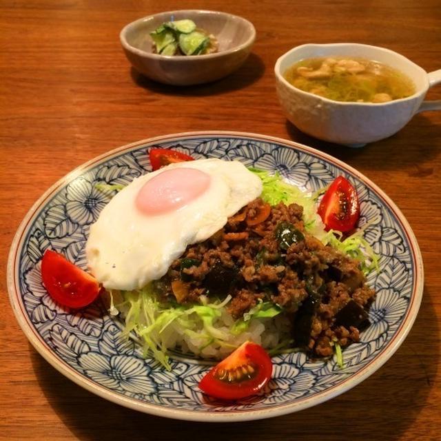 【簡単・常備菜】具だくさん肉味噌