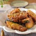 【ピリ辛♪お惣菜かぼちゃ】#作り置き#簡単#お惣菜#お弁当おかず