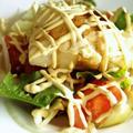 ■簡単に 5分で美味しい【サラダ餅】 by あきさん