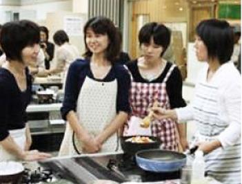 2011年2月4日(金)@名古屋で開催!栗原はるみさんクッキング教室第2弾♪~最新のSiセンサーコンロとリベナス今池を体験!~