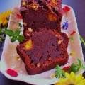 フルブラで☆チョコレートマンゴーケーキ