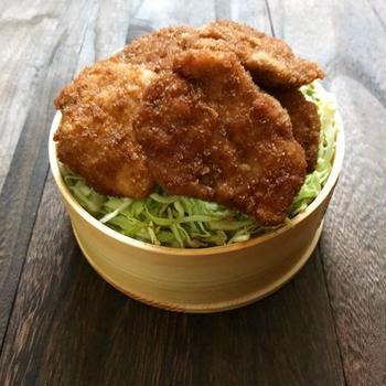 ソースカツ丼 弁当