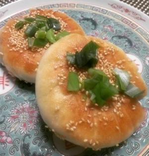 市販の肉まんで台湾風胡椒餅(レシピ)
