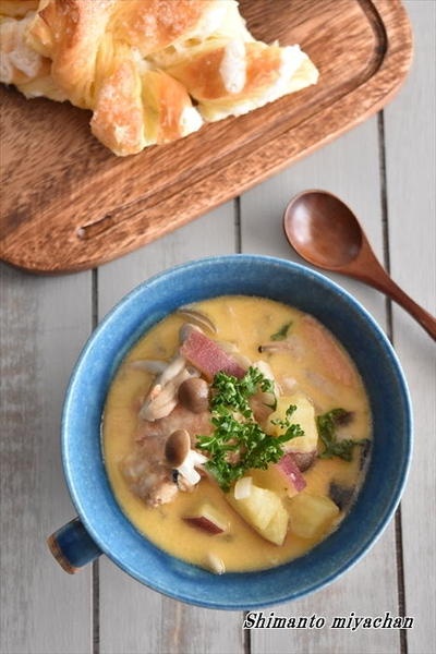 味もお腹も大満足!体ぽかぽか美味しいスープ7選