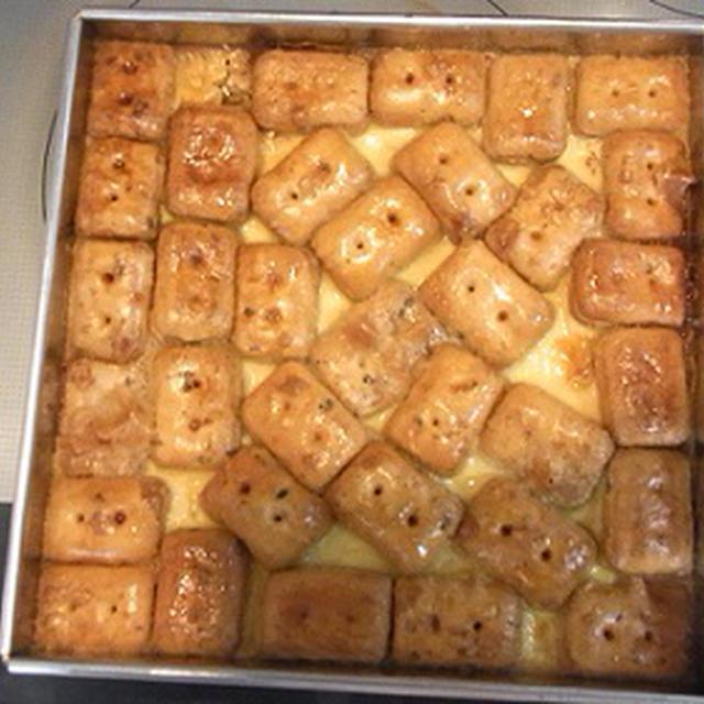 レシピ 乾パン