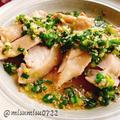 蒸し鶏の葱油ソース【葱油鶏(ソンユーチー)】(動画レシピ)