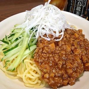 スタミナアップ!「ジャージャー麺」で夏を乗り切ろう!