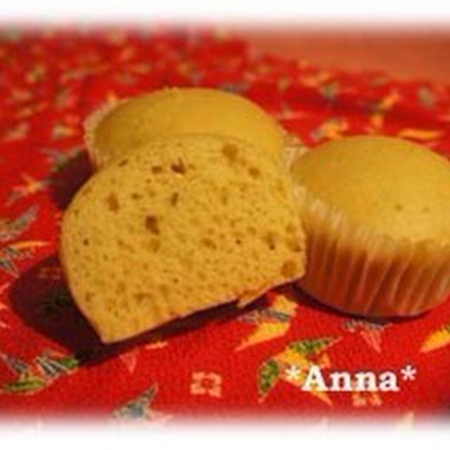 キャンディーみたいな★フワフワかわい~★ボール1つで カルピス☆モテ蒸しパン by.Anna