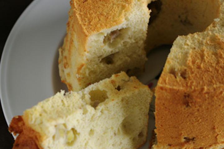 フライパン1本でしっとりシフォンケーキ♡オーブンも型もいらないお手軽レシピの画像12