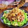 ♡豚肉とキャベツの香味だれがけ♡【#春キャベツ#簡単レシピ#時短#節約】