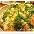 塩鮭のちらし寿司