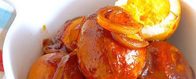 アレンジ色々♪「ゆで卵」で作るお弁当おかず